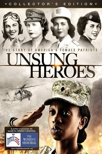Unsung Heroes: The Story of America's Female Patriots