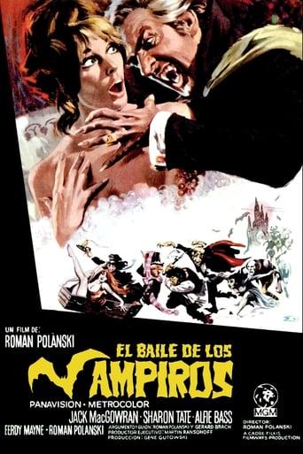 Poster of El baile de los vampiros