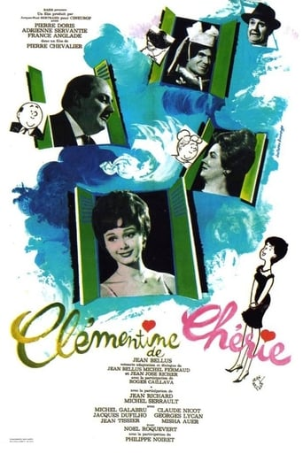 Poster of Clémentine chérie
