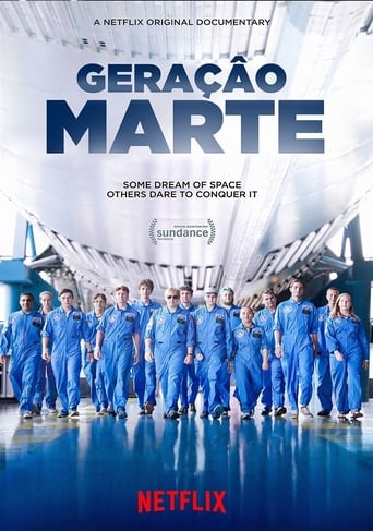 The Mars Generation - Poster