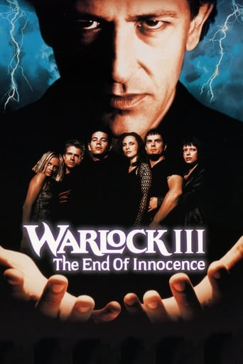 Poster of Warlock III: The End of Innocence