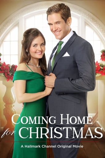 Poster of Coming Home for Christmas