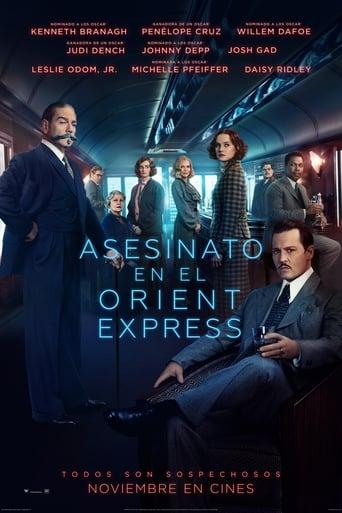 Poster of Asesinato en el Orient Express