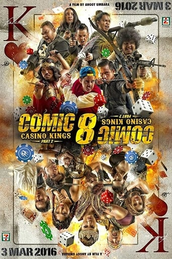 Poster of Comic 8: Casino Kings - Part 2