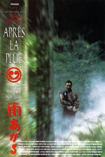 Poster of Après la pluie