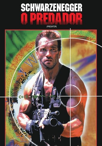O Predador - Poster