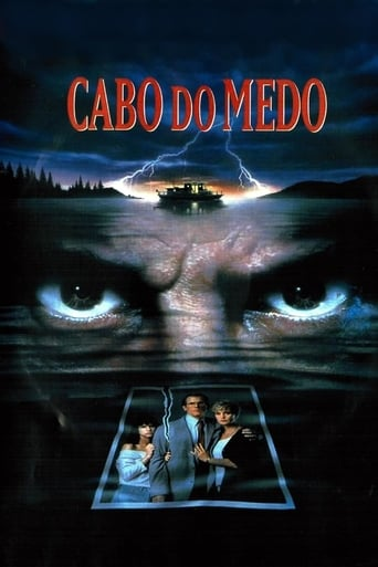 Cabo do Medo - Poster