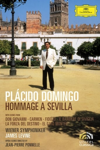 Poster of Hommage a Sevilla