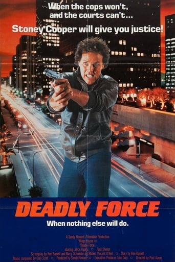 Poster of Deadly Force
