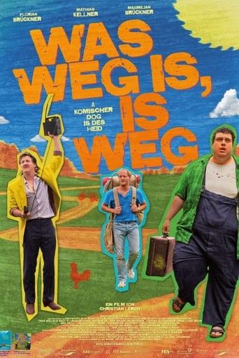 Poster of Was weg is, is weg