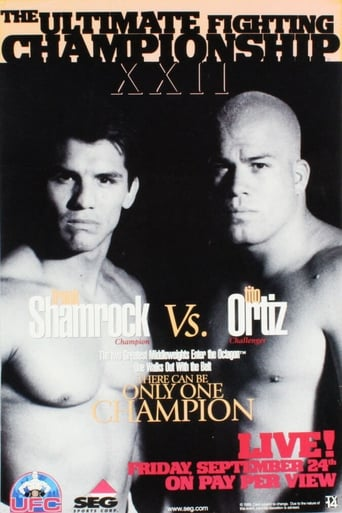 Watch UFC 22: There Can Be Only One Champion 1999 full online free