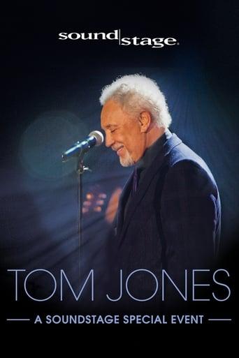 Poster of Tom Jones: Live on Soundstage