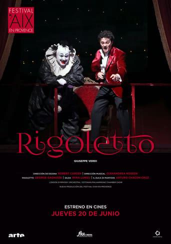 Poster of Rigoletto - Festival d'Aix-en-Provence