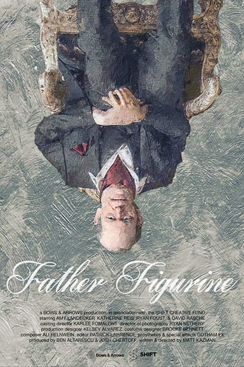 Poster of Father Figurine