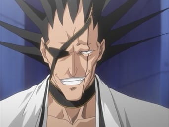 Zaraki Kenpachi Approaches!