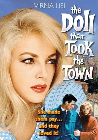 The Doll that Took the Town Movie Poster