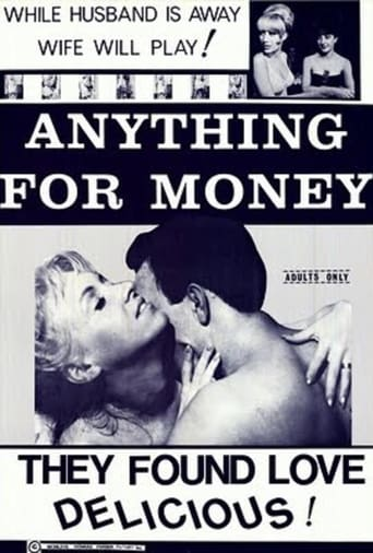 Poster of Anything for Money