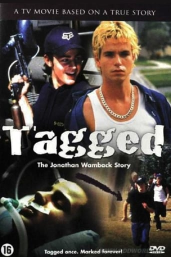 Poster of Tagged: The Jonathan Wamback Story