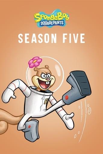 Bob Esponja Calça Quadrada 5ª Temporada - Poster