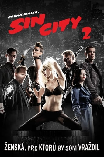 Sin City: Ženská, pre ktorú by som vraždil
