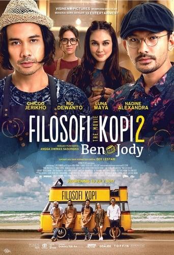 Filosofi Kopi 2: Ben dan Jody Movie Poster