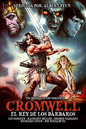 Poster of Cromwell, el rey de los bárbaros