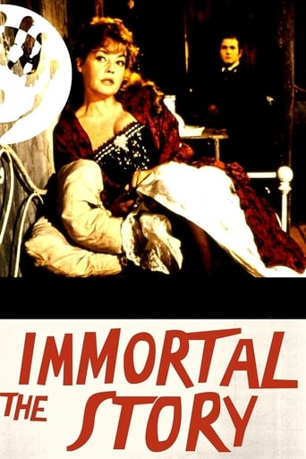 Poster of The Immortal Story
