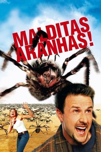 Malditas Aranhas! - Poster