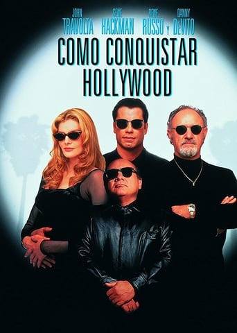 Poster of Cómo conquistar Hollywood
