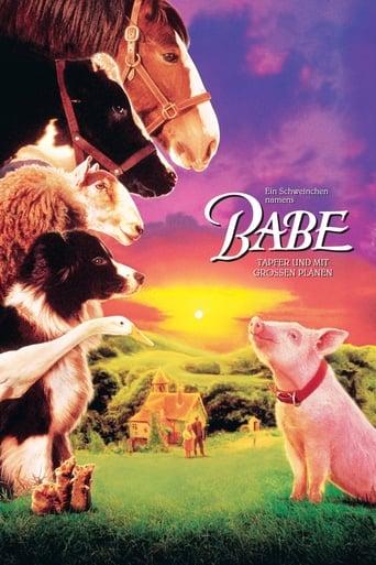 Filmplakat von Ein Schweinchen namens Babe