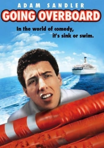 Poster of Going Overboard