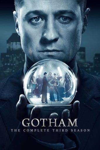 Gotham 3ª Temporada - Poster