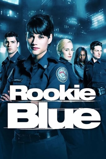 Poster of Rookie Blue