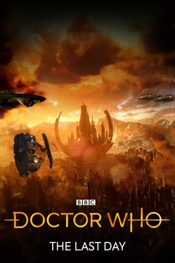 Poster of Doctor Who: The Last Day