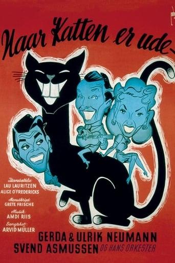 Poster of Naar katten er ude
