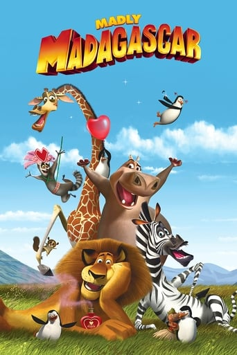 Poster of Madly Madagascar
