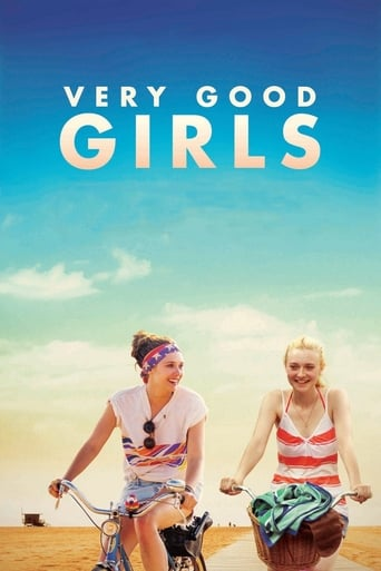 Poster of Very Good Girls