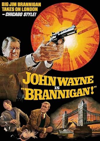 Brannigan (1975) - poster