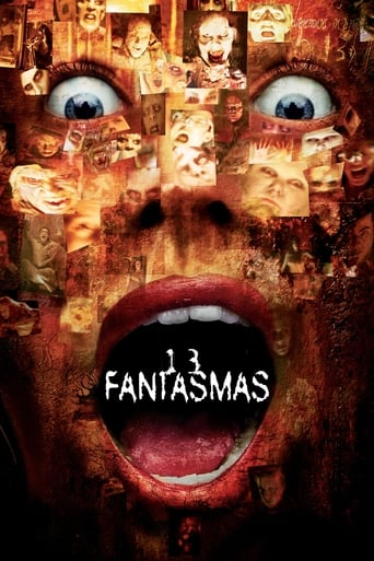 13 Fantasmas BRRip Dublado – Torrent (2001) Download