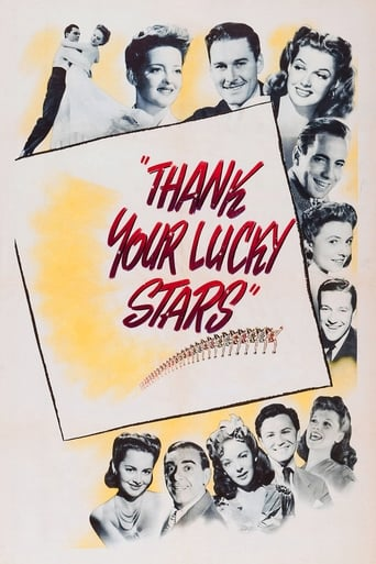 Poster of Thank Your Lucky Stars