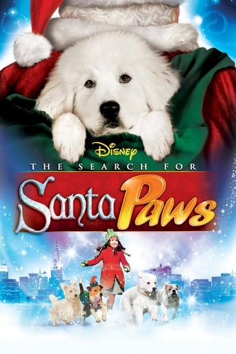 Poster of The Search for Santa Paws
