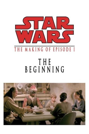 Poster of The Beginning : Making 'Episode I'