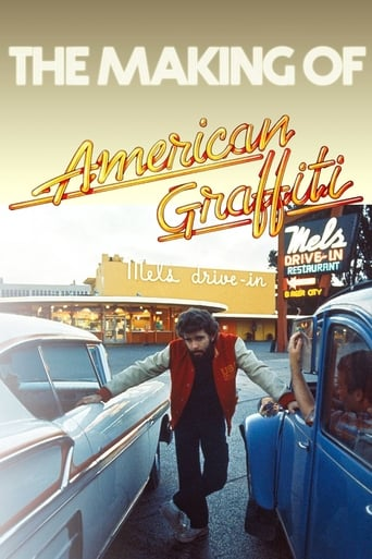 Poster of The Making of 'American Graffiti'