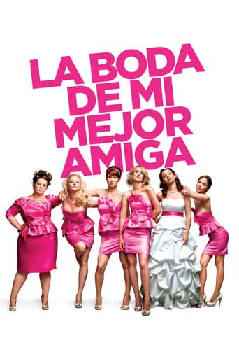 Poster of La boda de mi mejor amiga