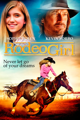 Poster of Rodeo Girl
