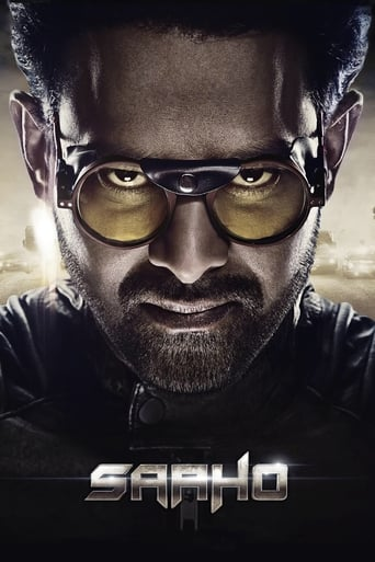 Poster of Saaho