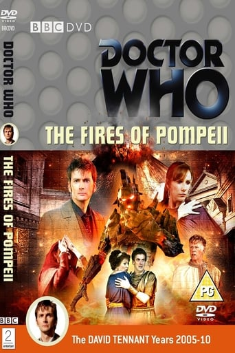 Poster of Doctor Who: The Fires of Pompeii
