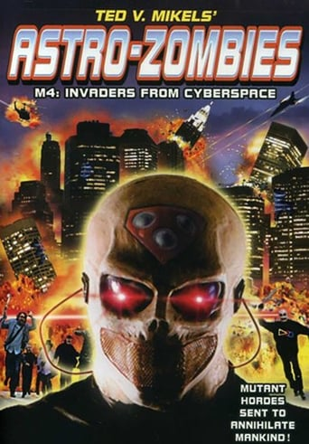 Poster of Astro Zombies: M4 - Invaders from Cyberspace