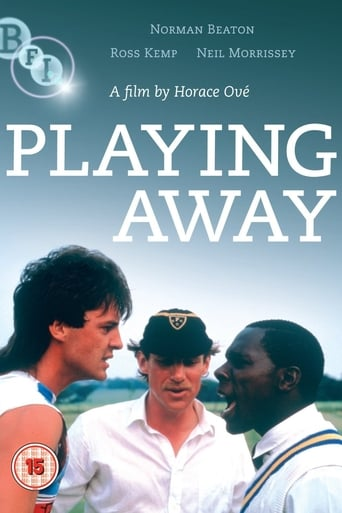 Poster of Playing Away