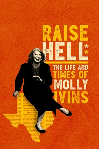 Raise Hell: The Life & Times of Molly Ivins Yify Movies